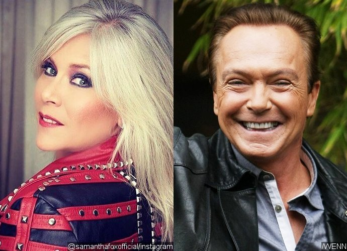 Model Samantha Fox Accuses David Cassidy of Sexual Assault, Weeks After His Death
