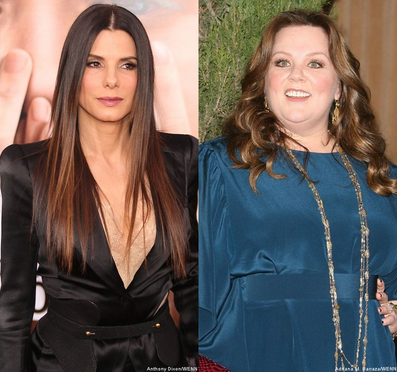 Sandra Bullock and Melissa McCarthy Made Cop Buddies in Paul Feig's Film