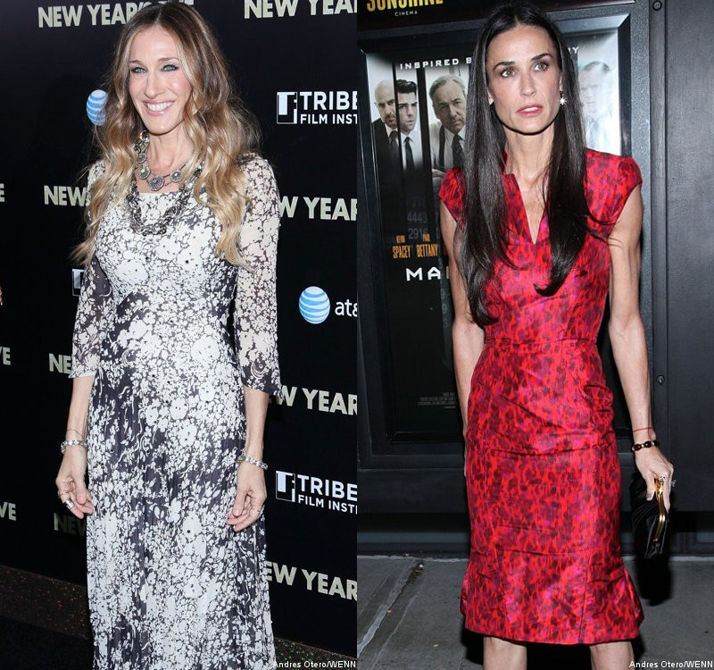 Sarah Jessica Parker Officially Picked to Replace Demi Moore in 'Lovelace'