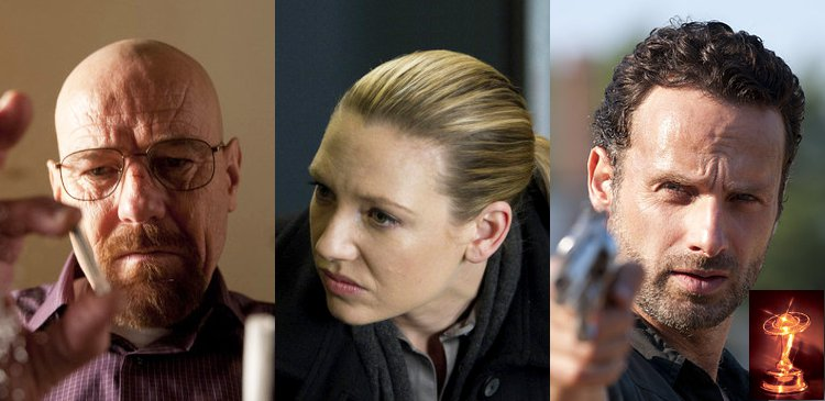 2012 Saturn Award Winners in TV: 'Breaking Bad', 'Fringe' and 'Walking Dead'