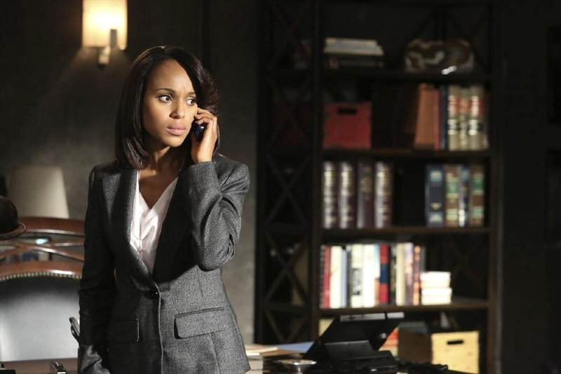 'Scandal' 3.02 Preview: Olivia Goes for Blood, Defends Jeanine