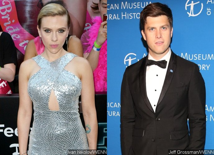 More Than Make-Out Buddies! Scarlett Johansson and Colin Jost Enjoy Date Night in NYC