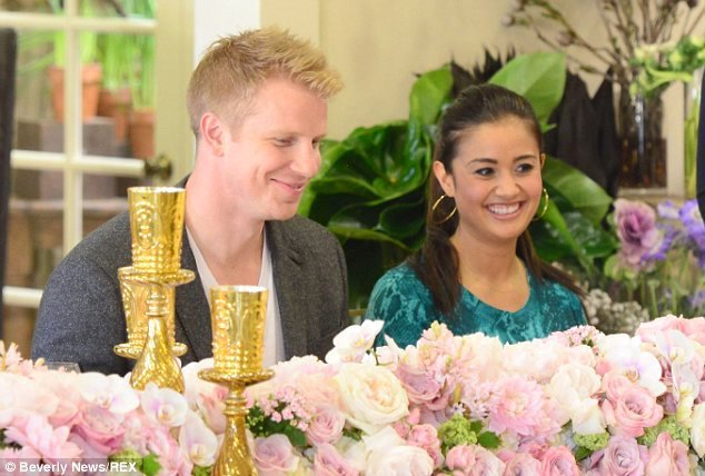 Sean Lowe Tears Up as He Weds Catherine Giudici on Televised Event