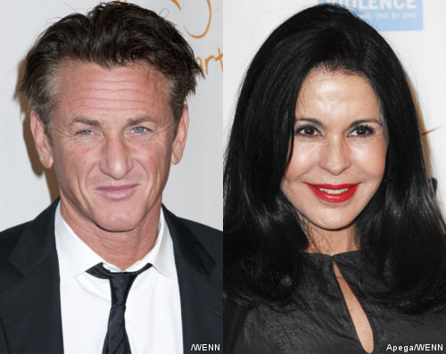 Sean Penn Gets Involved in Heated Shouting Match With Maria Conchita Alonso