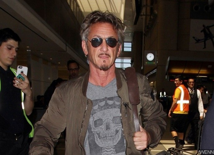 Caught on Camera: Sean Penn Goes Ballistic on His Daughter's Boyfriend in NYC