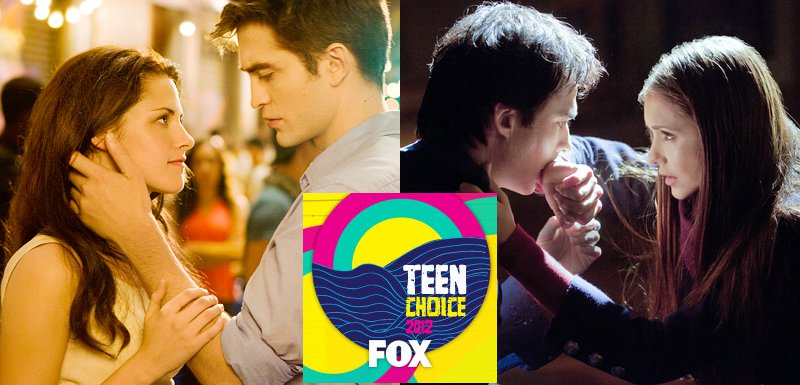 Second Wave of 2012 Teen Choice Awards Nominations Adds Nods for Vampires
