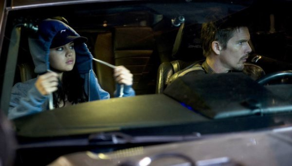 First Look at Selena Gomez and Ethan Hawke in 'Getaway'