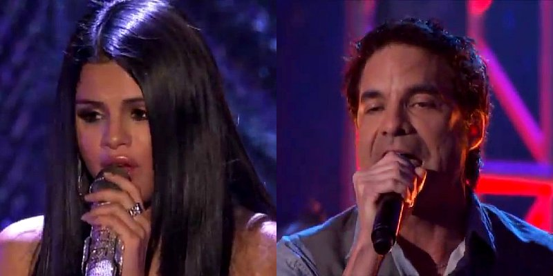 Video: Selena Gomez and Train Perform on 'Dancing with the Stars'
