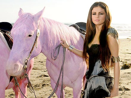 Selena Gomez Defends Painting Horses for Video Shoot After Pink Blasts Her