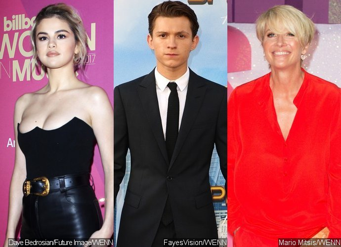 Selena Gomez, Tom Holland and Emma Thompson Join 'Doctor Dolittle' Reboot