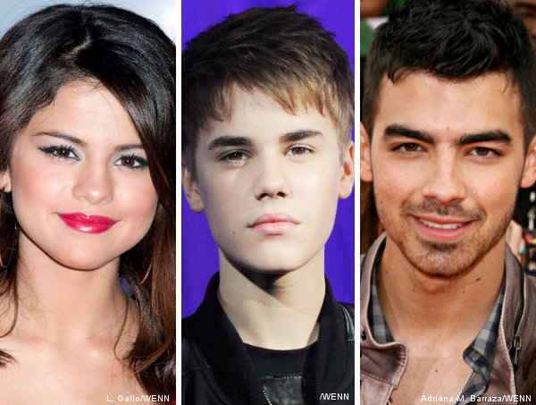 Selena Gomez, Justin Bieber and Joe Jonas to Present at Billboard Music Awards