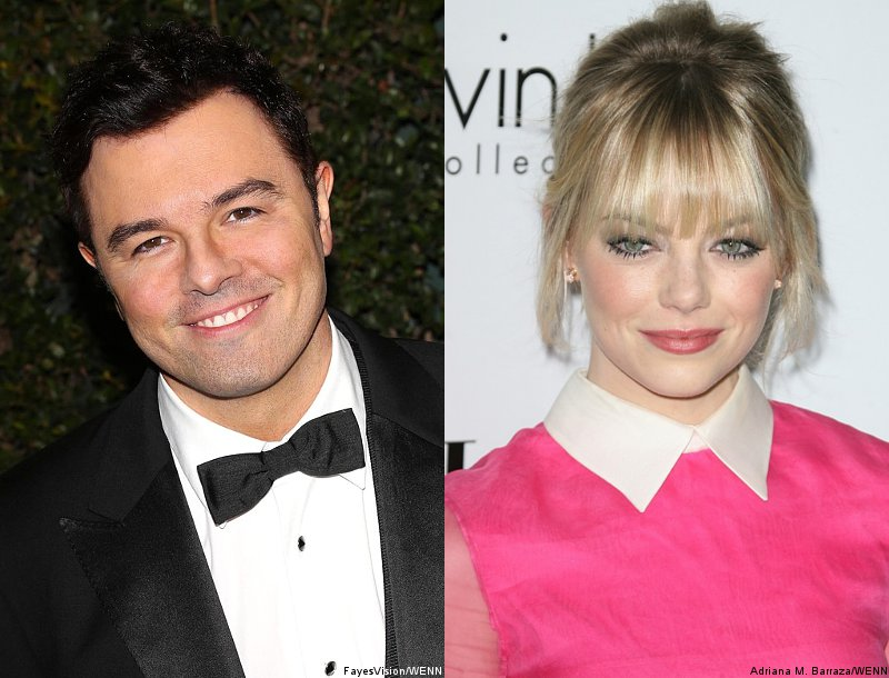 Seth MacFarlane and Emma Stone Slated to Announce 2013 Oscar Nominees