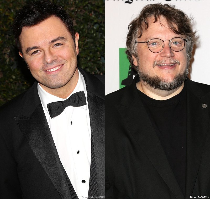 Seth MacFarlane and Guillermo del Toro Nab Their Next Directorial Projects