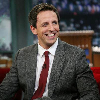 Report: Seth Meyers Is Frontrunner to Be 'Live! with Kelly' Permanent Co-Host