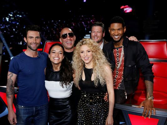 Shakira and Usher Lose Another Protege in 'The Voice' Latest Double Elimination