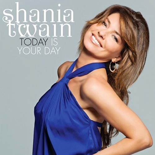 Shania Twain Shares Personal Footage of Her Days in 'Today Is Your Day' Video