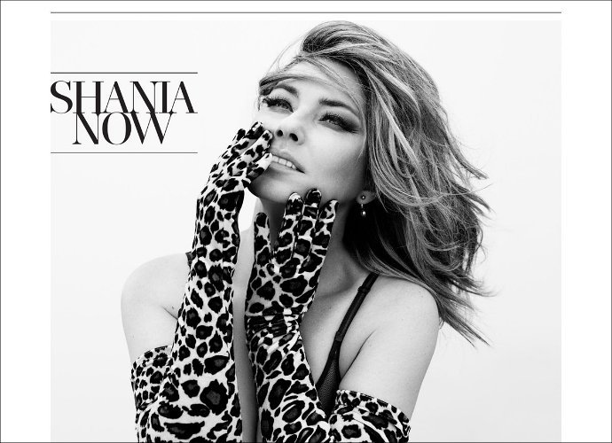 Shania Twain Tops Billboard 200 With 'Now', Tom Petty Soars to No. 2