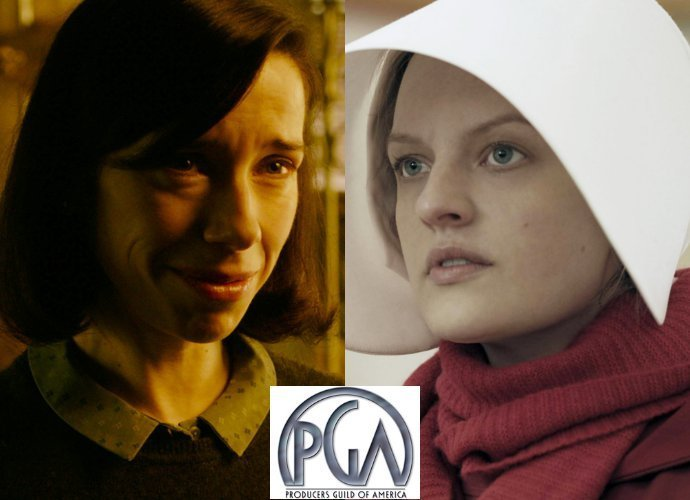 'Shape of Water' and 'Handmaid's Tale' Win PGA Awards