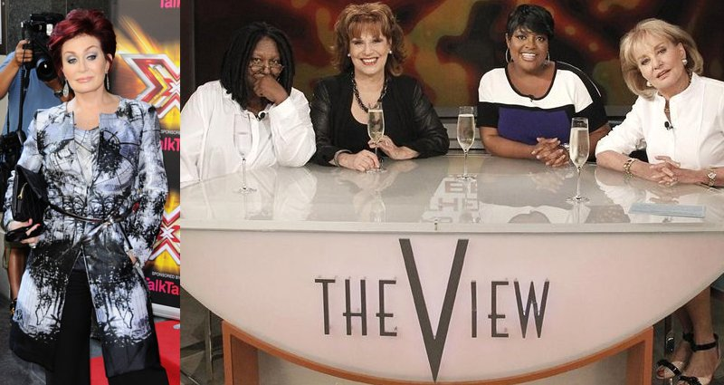 Sharon Osbourne Apologizes to 'The View' Hosts for 'Irreverent' Comment