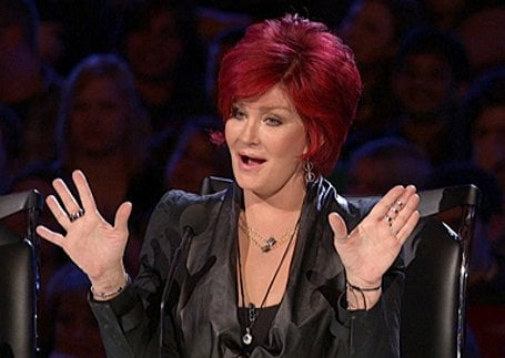 Sharon Osbourne Hints at Her 'America's Got Talent' Exit