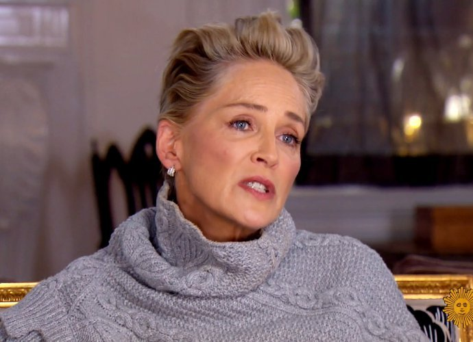 Sharon Stone Reveals She Was Only Given 5 Percent Chance of Survival Following Brain Haemorrhage