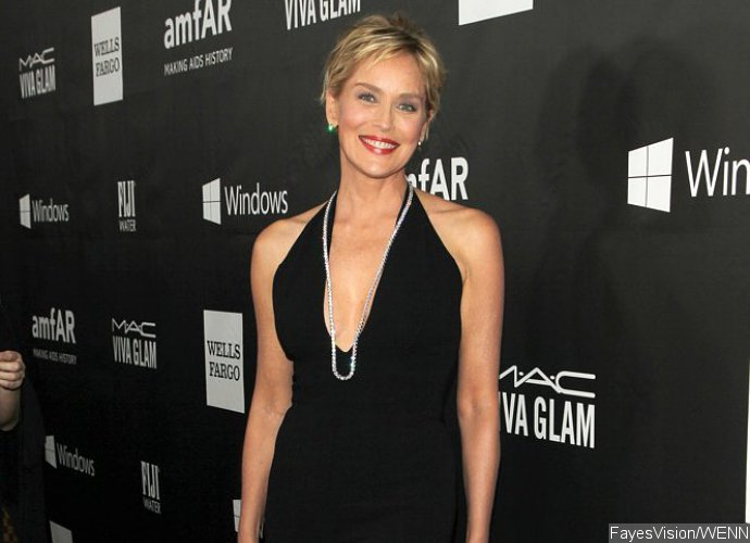 Sharon Stone Speaks on Wage Gap Issue in Hollywood