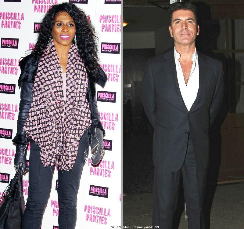 Sinitta Casts Doubt Over Simon Cowell's Wedding Plans