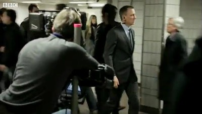 'Skyfall' Featurette Reveals James Bond's Chase Scene at London Subway