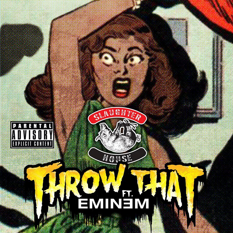 Audio: Slaughterhouse's 'Throw That' Feat. Eminem