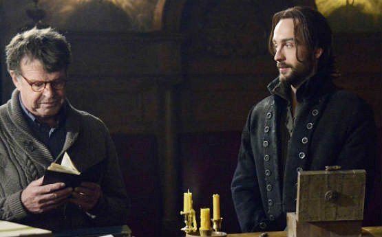 'Sleepy Hollow' Reveals the Implication of the Shocking Twist for Season 2