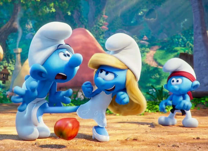 Smurfette Gets the Highlight in New 'Smurfs: The Lost Village' Trailer