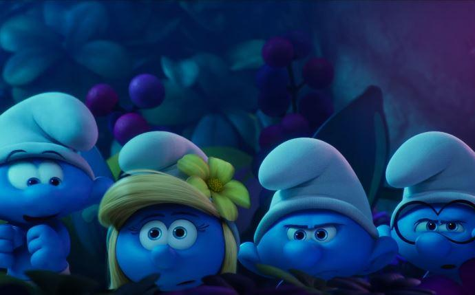 Watch New Trailer for 'Smurfs: The Lost Village'