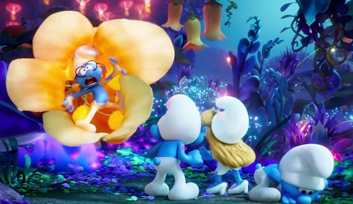 Smurfs Get Fascinated by 'The Lost Village' in First Teasers