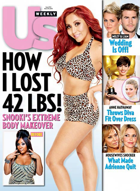 Snooki Loses 42 Pounds, Shows Off Post-Baby Body in Bikini