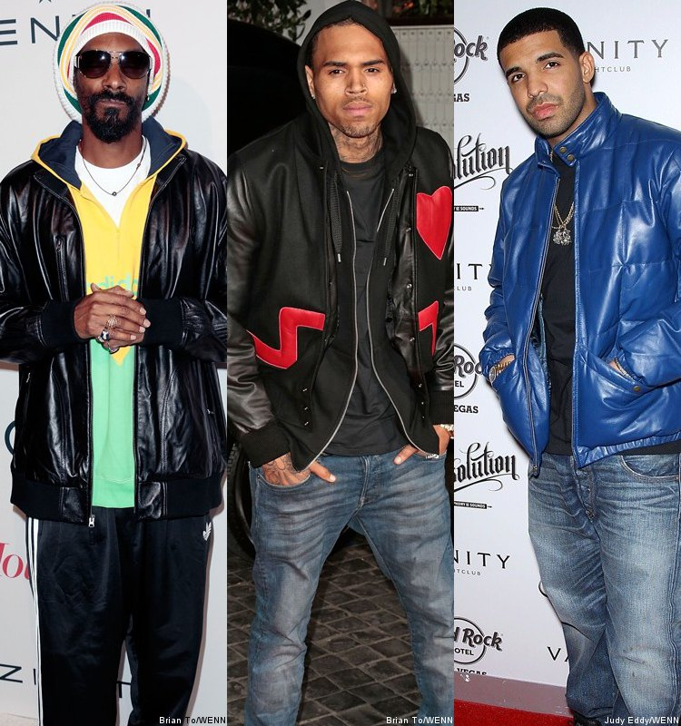 Snoop Dogg Teams Up With Chris Brown and Drake for 'Reincarnated' Album