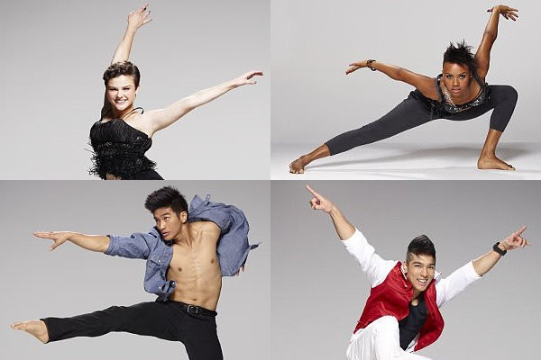 'So You Think You Can Dance' Picks Top Four for Finale