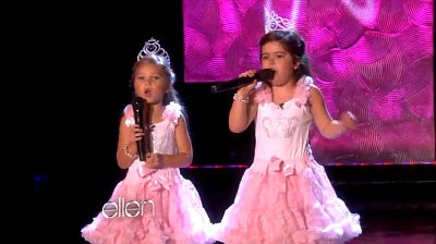 Video: 'Super Bass' Cover Sensation Sophia Grace Covers Adele's Song