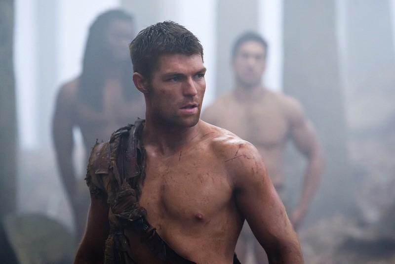 First Teaser for 'Spartacus' Season 3: Heroes Will Rise