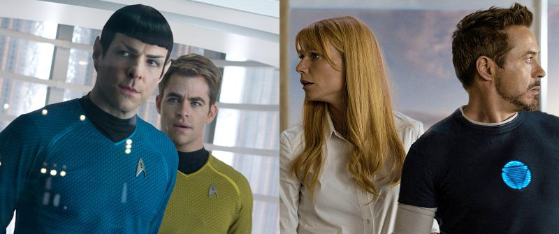 'Star Trek Into Darkness' Overthrows 'Iron Man 3' From Box Office Throne