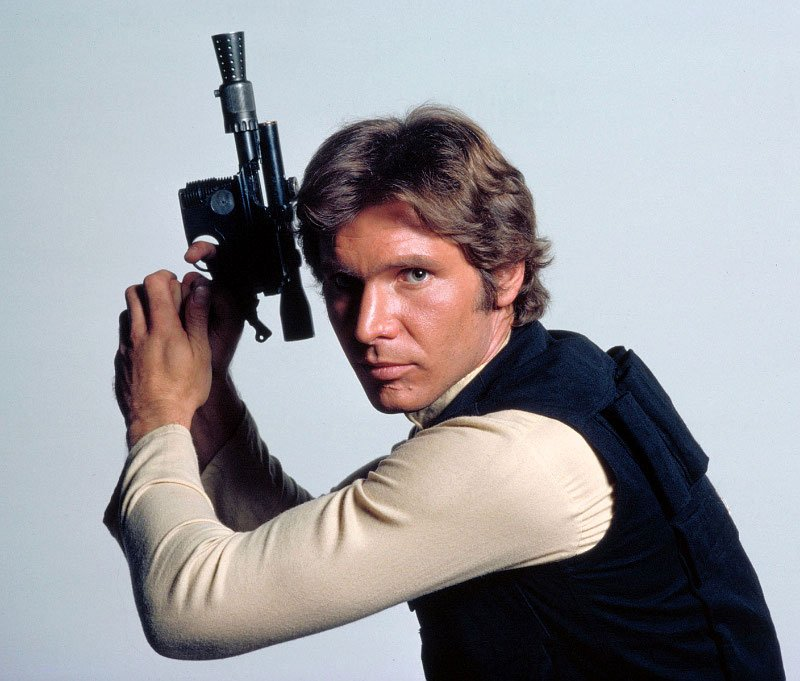First Look at 'Star Wars Episode VII' Villain and Han Solo Revealed