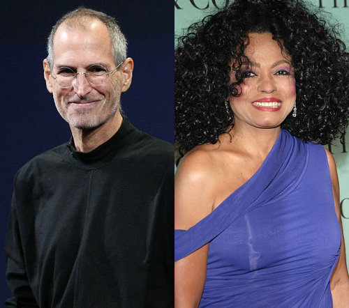 Steve Jobs and Diana Ross Are Special Honorees at 2012 Grammy Awards