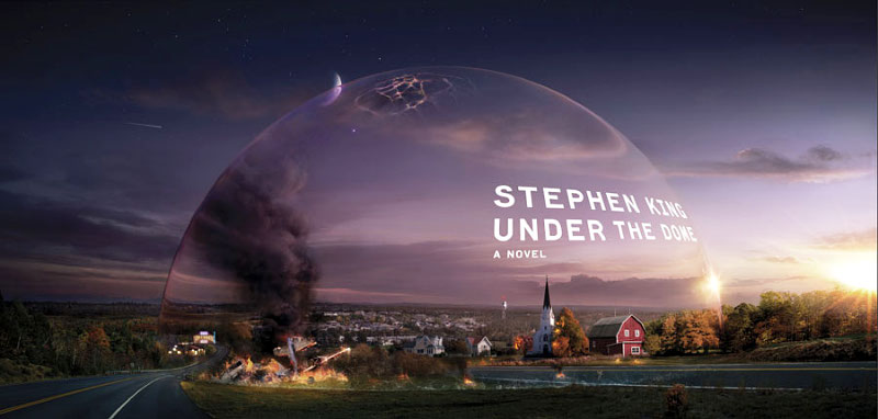 Steven Spielberg and Stephen King Bring 'Under the Dome' to Showtime