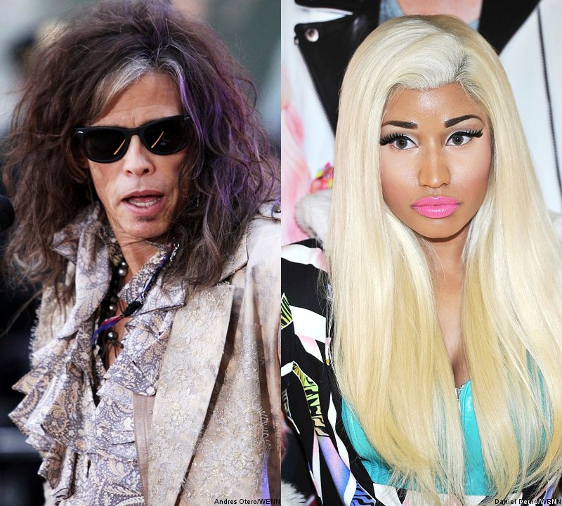 Steven Tyler Apologizes for Nicki Minaj Comment, Denies Being Racist