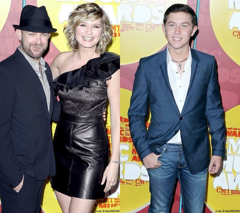 Sugarland and Scotty McCreery Added as Performers at 2011 CMA Awards