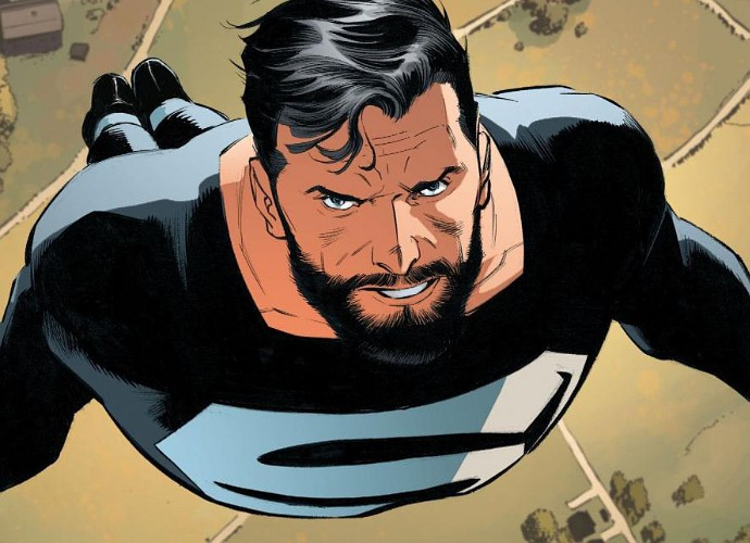 Superman's Black Suit in 'Justice League' May Have Just Been Confirmed