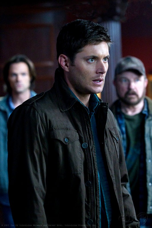 'Supernatural' 7.01 Clip: Sam and Dean Fail to Compromise With Castiel