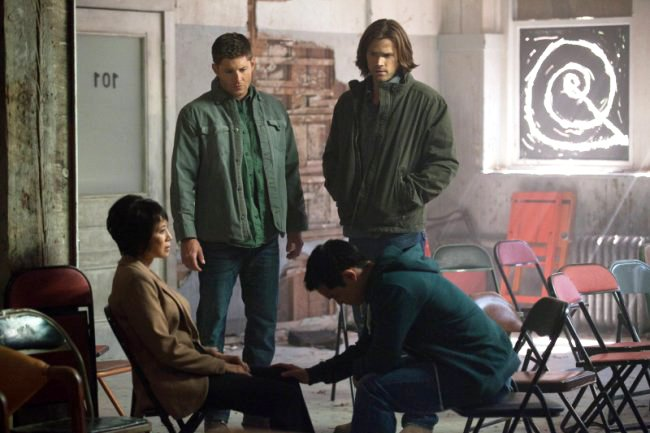 'Supernatural' 8.02 Preview: Bidding for the Tablet
