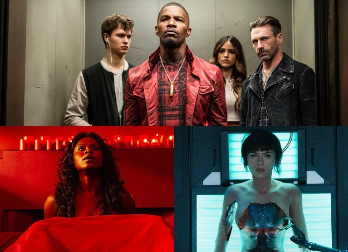 SXSW Film Festival Line-Up Includes 'Baby Driver', 'American Gods' and 'Ghost in the Shell'