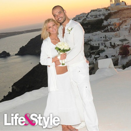 Tara Reid's Wedding Photo Comes Out, Reveals Zack Kahayov as Husband