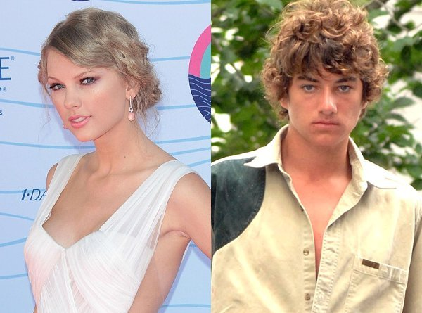 Taylor Swift and Conor Kennedy Spotted Holding Hands in Massachusetts